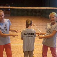 badminton stepan